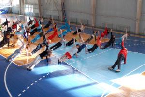 Физкультурно-оздоровительная деятельность