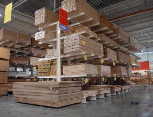 торговли стройматериалами