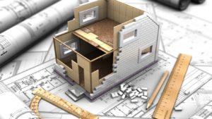 строительство жилых и нежилых зданий